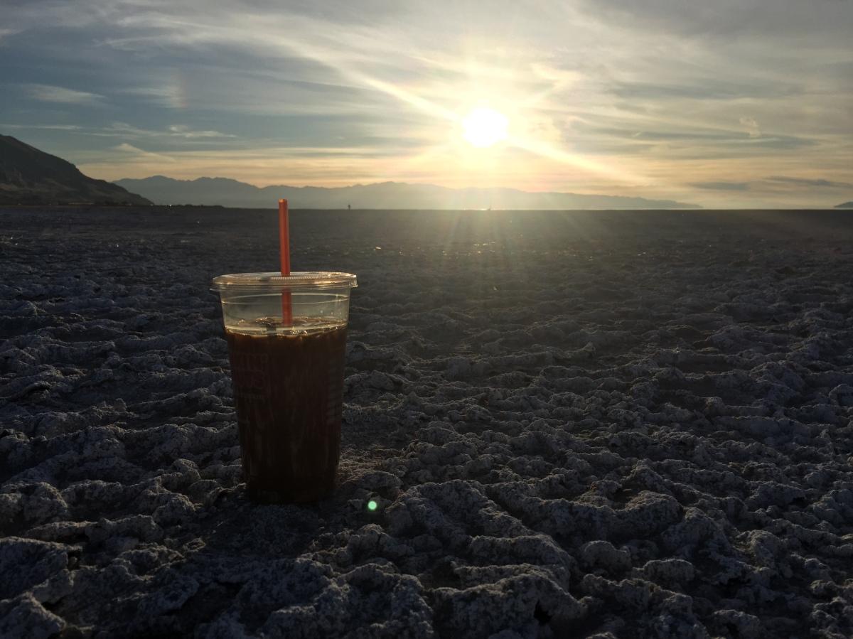 My Iced Coffee Orders